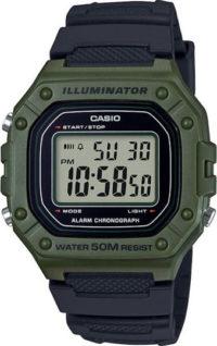 Мужские часы Casio W-218H-3A фото 1