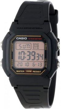 Мужские часы Casio W-800HG-9A фото 1