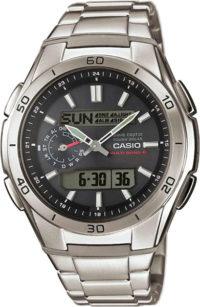 Мужские часы Casio WVA-M650D-1A фото 1