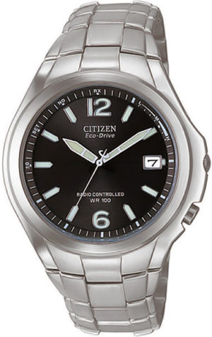 Citizen AS2010-57E Radio-Controlled