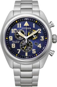 Мужские часы Citizen AT2480-81L фото 1