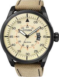 Мужские часы Citizen AW1365-19P фото 1