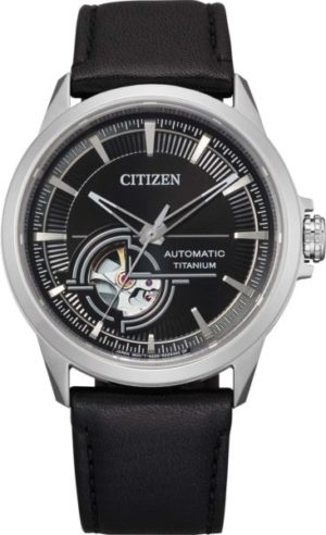 Citizen NH9120-11E Super Titanium