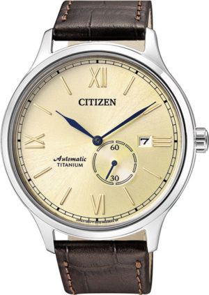 Citizen NJ0090-13P Super Titanium