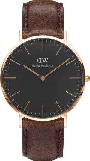 Daniel Wellington DW00100125 Classic Black Bristol