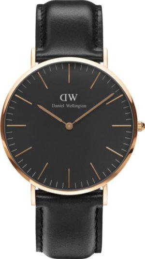 Daniel Wellington DW00100127 Classic Black Sheffield