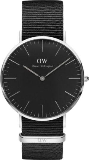 Daniel Wellington DW00100149 Classic Black Cornwall