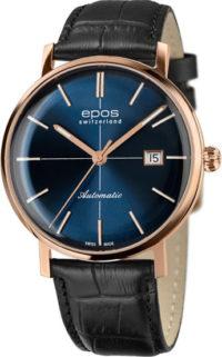 Мужские часы Epos 3437.132.24.16.25 фото 1