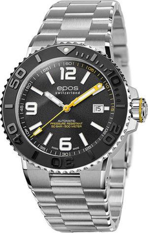 Epos 3441.131.20.55.30 Sportive Diver