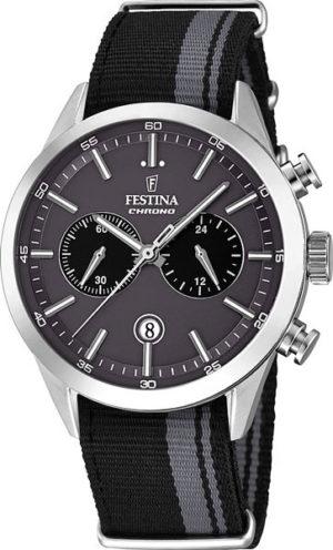 Festina F16827/1 Timeless Chronograph