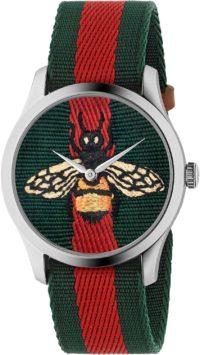 Мужские часы Gucci YA1264060A фото 1