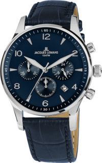 Мужские часы Jacques Lemans 1-1654ZC фото 1