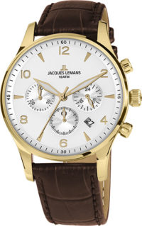 Мужские часы Jacques Lemans 1-1654ZD фото 1