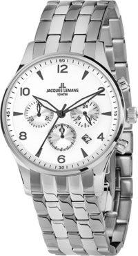 Мужские часы Jacques Lemans 1-1654ZF фото 1