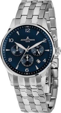 Мужские часы Jacques Lemans 1-1654ZG фото 1