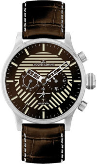 Мужские часы Jacques Lemans 1-1795D фото 1