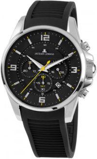 Мужские часы Jacques Lemans 1-1799A фото 1