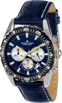 Мужские часы Jacques Lemans 1-1801K фото 1