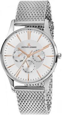Мужские часы Jacques Lemans 1-1929F фото 1