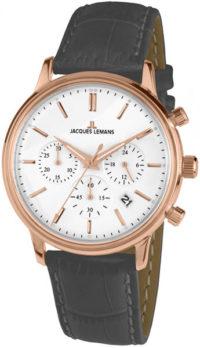 Мужские часы Jacques Lemans N-209K фото 1