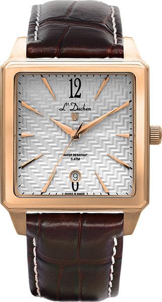 Мужские часы L Duchen D451.41.23 фото 1