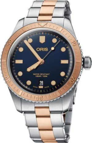 Oris 733-7707-43-55MB Divers Sixty-Five