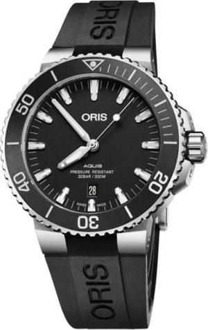 Oris 733-7730-41-54RS Aquis