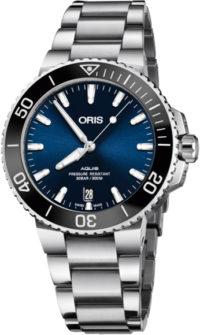 Oris 733-7732-41-35MB Aquis Date
