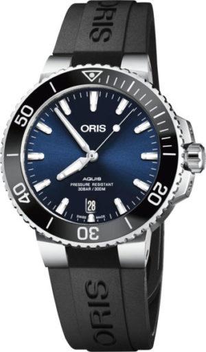 Oris 733-7732-41-35RS Aquis Date