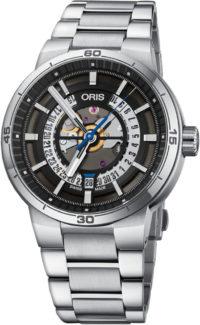 Oris 733-7752-41-24MB TT1 Engine Date