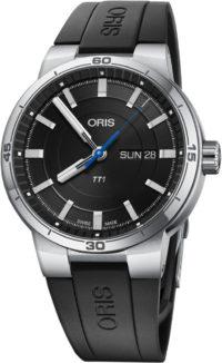 Мужские часы Oris 735-7752-41-54RS фото 1