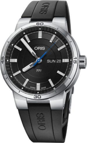 Oris 735-7752-41-54RS TT1 Day Date