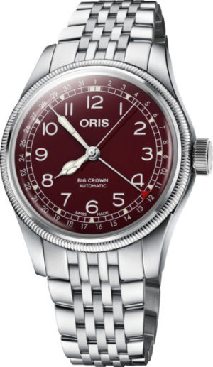Oris 754-7741-40-68MB Big Crown Pointer Date