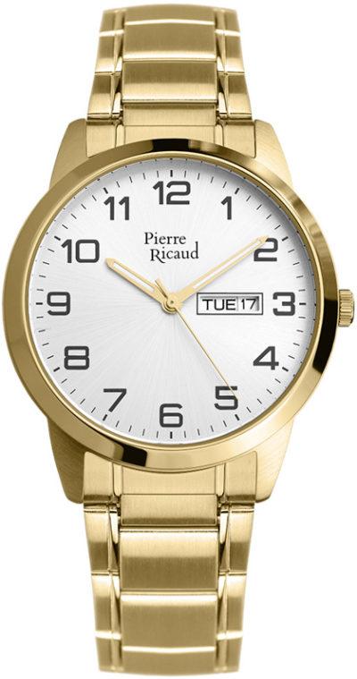 Мужские часы Pierre Ricaud P15477.1123Q фото 1