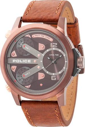 Police PL.14538JSBN/65A King Cobra