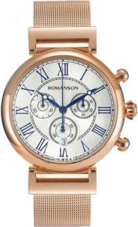 Мужские часы Romanson TM7A08HMR(WH) фото 1