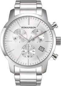 Мужские часы Romanson TM8A19HMW(WH) фото 1