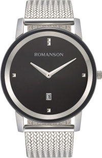 Мужские часы Romanson TM8A23MMW(BK) фото 1