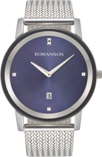 Мужские часы Romanson TM8A23MMW(BU) фото 1