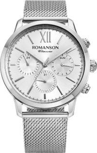 Мужские часы Romanson TM9A22FMW(WH) фото 1