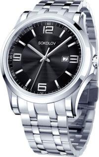 Мужские часы SOKOLOV 301.71.00.000.02.01.3 фото 1