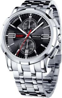 Мужские часы SOKOLOV 302.71.00.000.02.01.3 фото 1