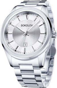 Мужские часы SOKOLOV 319.71.00.000.01.01.3 фото 1
