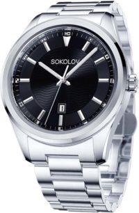 Мужские часы SOKOLOV 319.71.00.000.02.01.3 фото 1