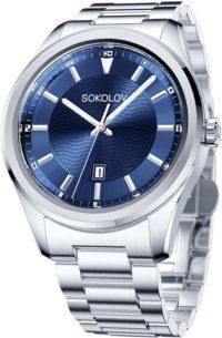 Мужские часы SOKOLOV 319.71.00.000.03.01.3 фото 1
