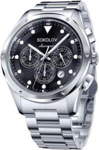 Мужские часы SOKOLOV 320.71.00.000.02.01.3 фото 1