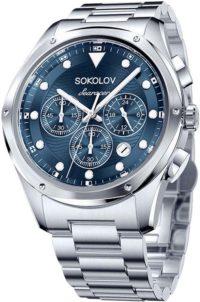 Мужские часы SOKOLOV 320.71.00.000.03.01.3 фото 1