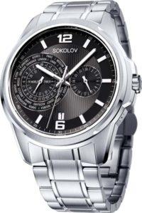 Мужские часы SOKOLOV 340.71.00.000.02.01.3 фото 1