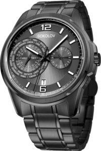 Мужские часы SOKOLOV 340.72.00.000.07.03.3 фото 1