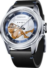 Мужские часы SOKOLOV 341.71.00.000.01.01.3 фото 1